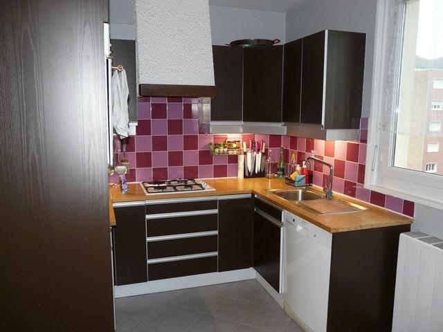 Verkoop  appartement Unieux 75000€ - Foto 3