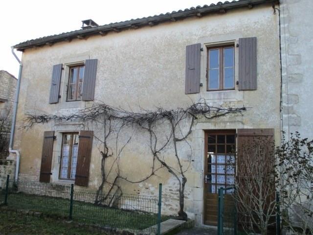 Sale house / villa Les nouillers 88000€ - Picture 1