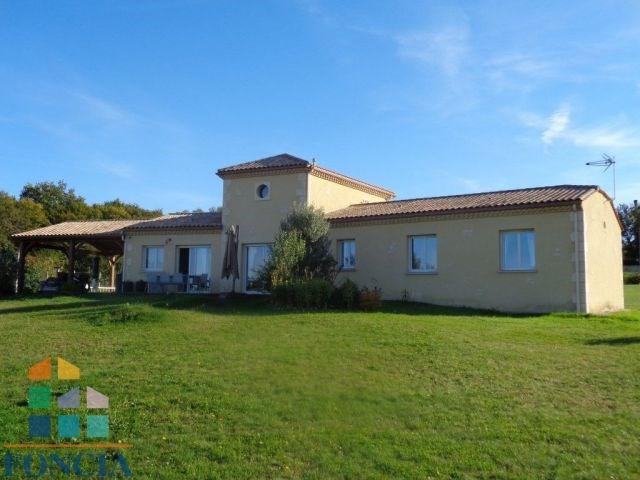 Maison récente 149 m² sur 3750 m² de terrain