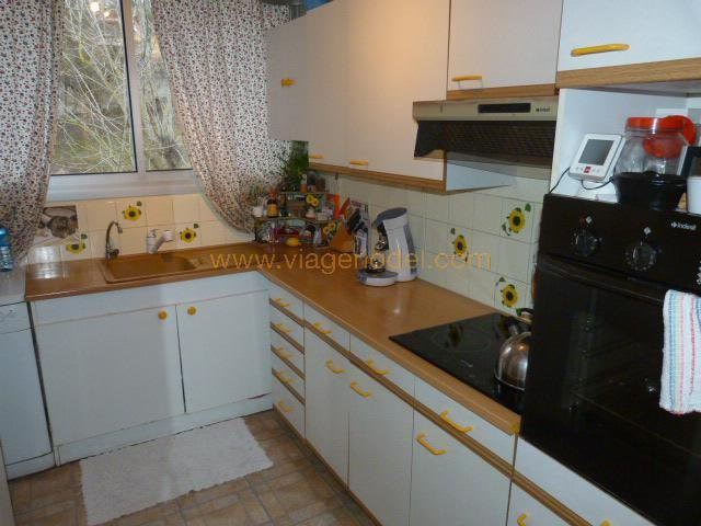 Vitalicio  apartamento Villeneuve-loubet 42200€ - Fotografía 5