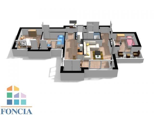 Vente appartement Villeurbanne 172000€ - Photo 7