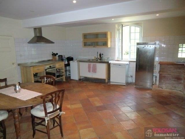 Deluxe sale house / villa Castanet coteaux 640000€ - Picture 14