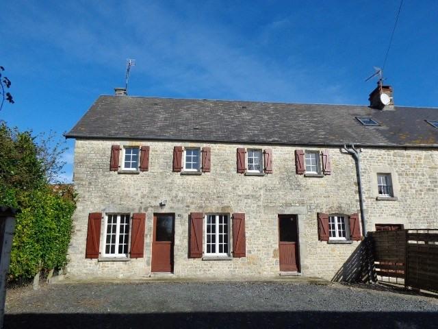 Location maison / villa Liesville sur douve 567€ CC - Photo 1