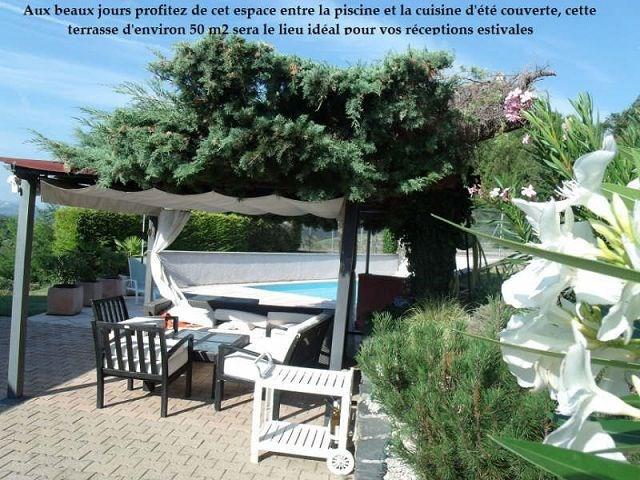Vente maison / villa Beausemblant 387000€ - Photo 3