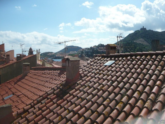 Vacation rental apartment Collioure 540€ - Picture 1