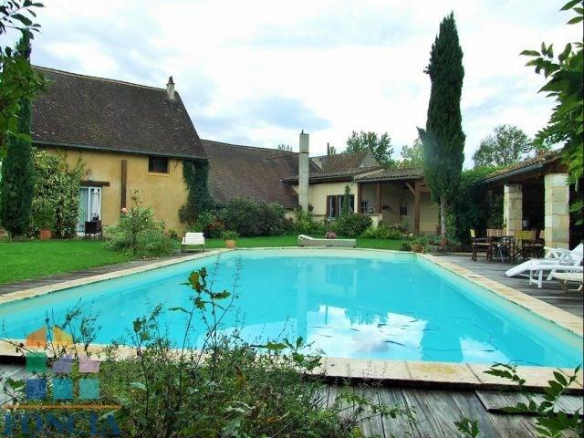 Deluxe sale house / villa Bergerac 660000€ - Picture 1