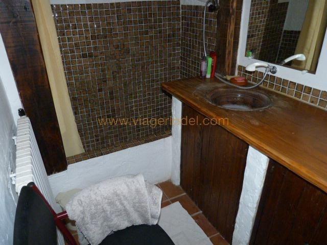 Vendita nell' vitalizio di vita casa Gattières 515000€ - Fotografia 16