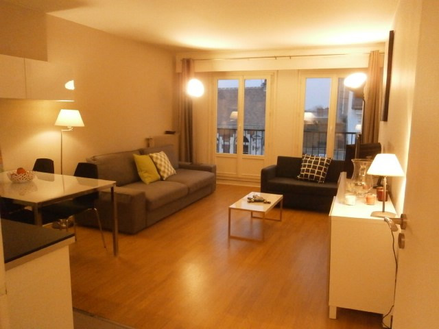 Rental apartment Fontainebleau 990€ CC - Picture 1
