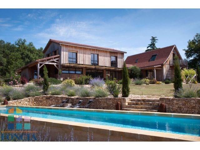 Vente de prestige maison / villa Mauzac-et-grand-castang 680000€ - Photo 1