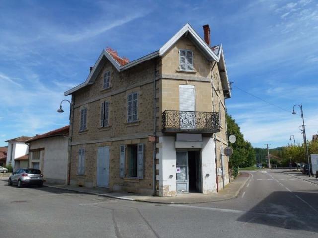 Vente maison / villa La motte de galaure 152000€ - Photo 1