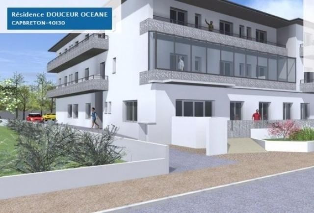 Vente appartement Capbreton 220 000€ - Photo 1