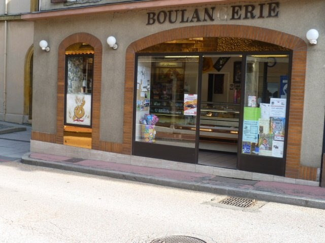 Commercial property sale shop St laurent de chamousset 100 000€ - Picture 1