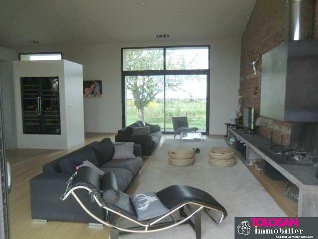 Deluxe sale house / villa Montgiscard secteur 470000€ - Picture 8