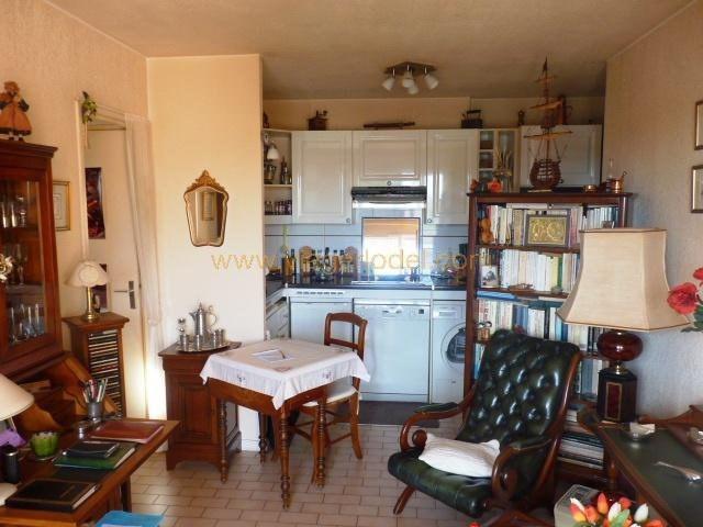 Vendita nell' vitalizio di vita appartamento Sainte-maxime 69900€ - Fotografia 2