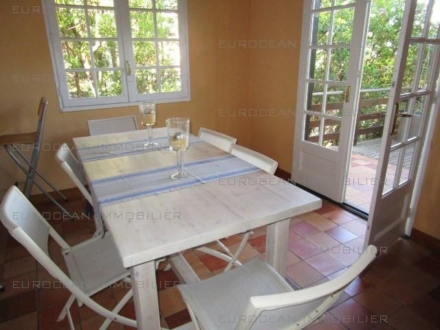 Vermietung von ferienwohnung haus Lacanau 950€ - Fotografie 5