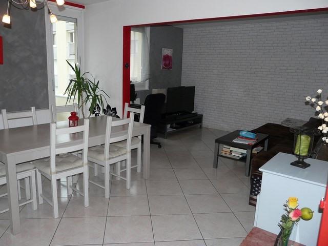 Verkoop  appartement Unieux 75000€ - Foto 2