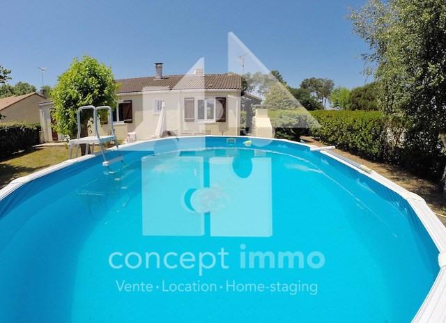Vente maison / villa Cazaux 299000€ - Photo 4