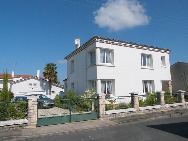 Sale house / villa Saint-jean-d'angély 263750€ - Picture 1