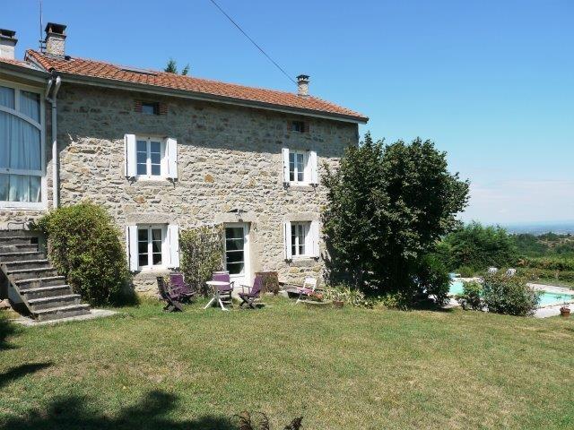 Revenda casa Chambles 352000€ - Fotografia 1