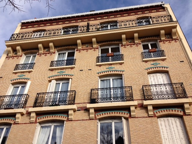 Rental apartment La garenne colombes 895€ +CH - Picture 1