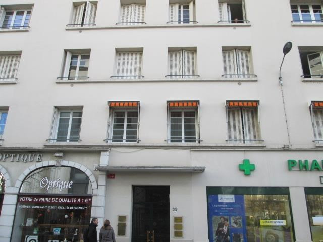 Location appartement Villeurbanne 526€ CC - Photo 1
