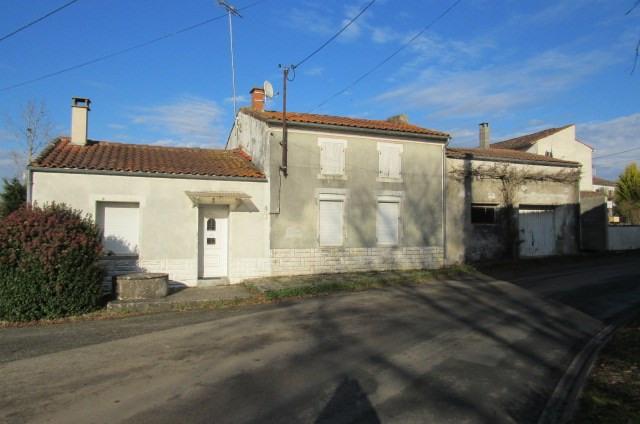 Sale house / villa Champdolent 96300€ - Picture 1