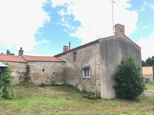 Vente maison / villa Sainte flaive des loups 163250€ - Photo 7