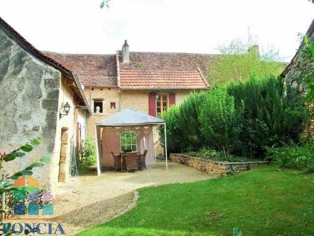Sale house / villa Saint-jean-d'eyraud 213000€ - Picture 2