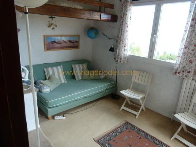 Vendita nell' vitalizio di vita casa Gattières 515000€ - Fotografia 5