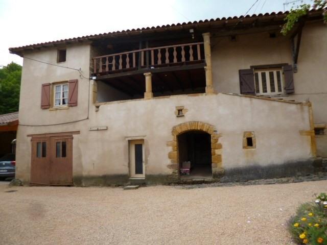 Location maison / villa St romain de popey 630€cc - Photo 1