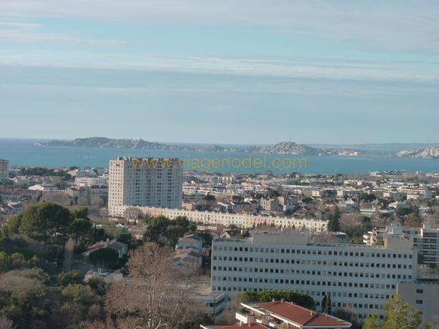 Life annuity apartment Marseille 9ème 63000€ - Picture 5