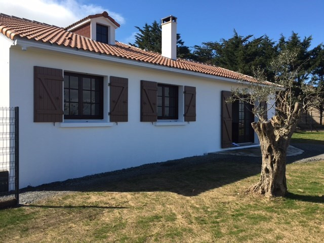 Vacation rental house / villa La plaine sur mer 613€ - Picture 2