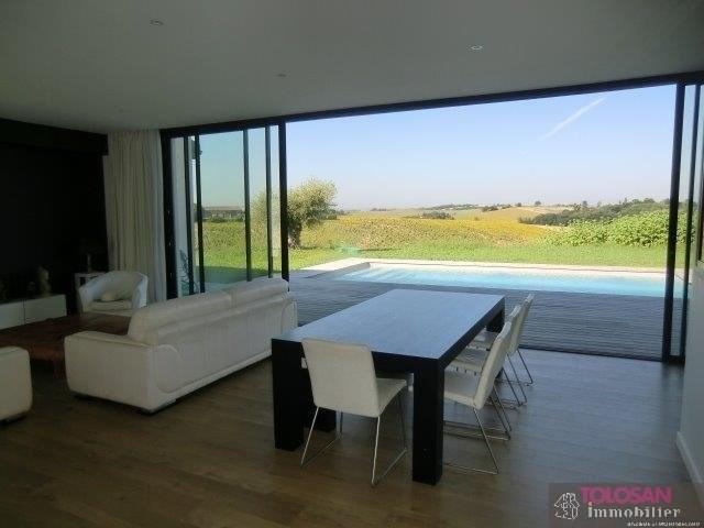 Deluxe sale house / villa Montgiscard secteur 558000€ - Picture 6