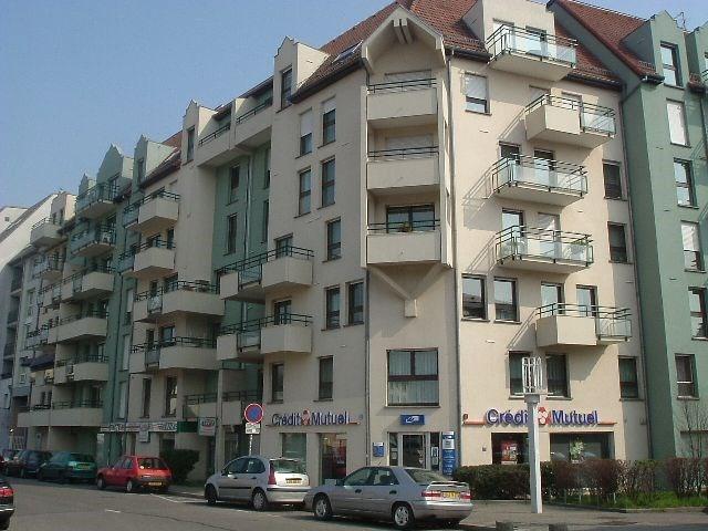 Location appartement Strasbourg 870€ CC - Photo 1