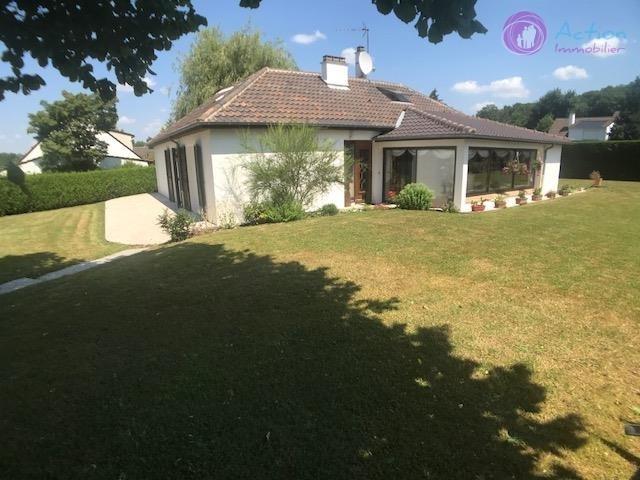 Sale house / villa Lesigny 469000€ - Picture 2
