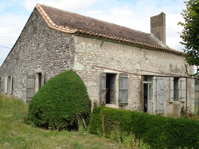Sale house / villa Bouniagues 76000€ - Picture 1