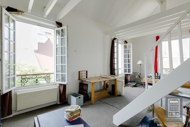 Vente appartement Paris 18ème 435 000€ - Photo 3