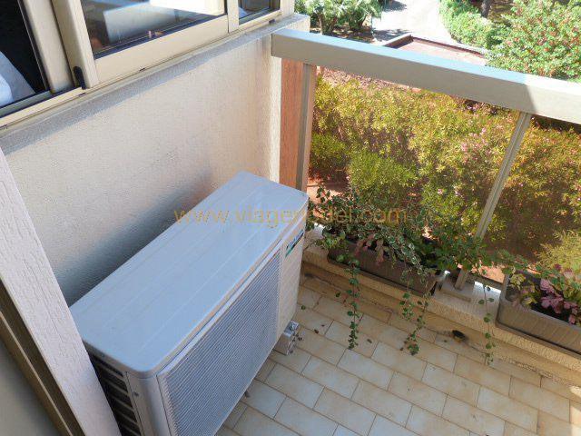 Vendita nell' vitalizio di vita appartamento Golfe-juan 35000€ - Fotografia 2