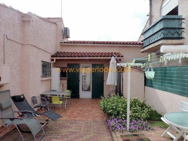 Life annuity house / villa Miramas 105000€ - Picture 2