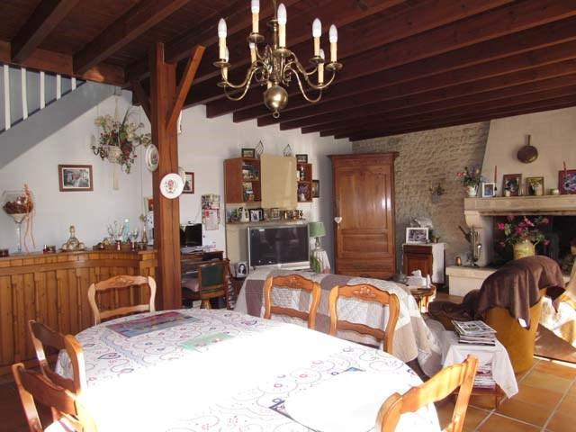 Vente maison / villa Les églises-d'argenteuil 133100€ - Photo 6
