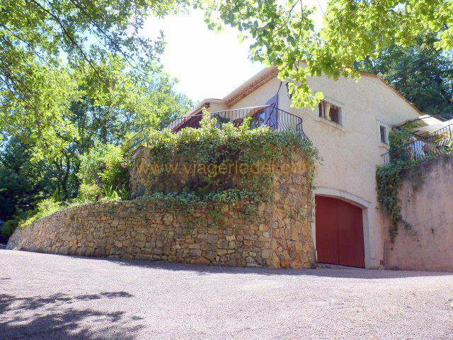 Life annuity house / villa Bargemon 200000€ - Picture 6