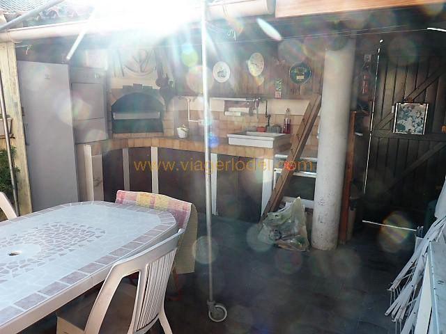 Verkauf auf rentenbasis wohnung Arles 42000€ - Fotografie 9
