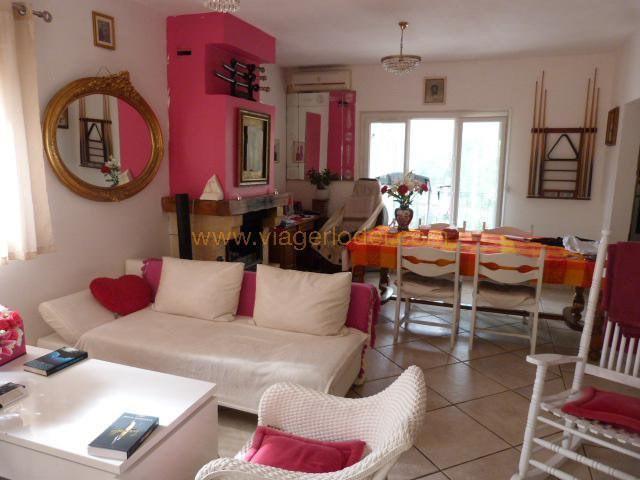 Vitalicio  casa Roquefort-les-pins 580000€ - Fotografía 2