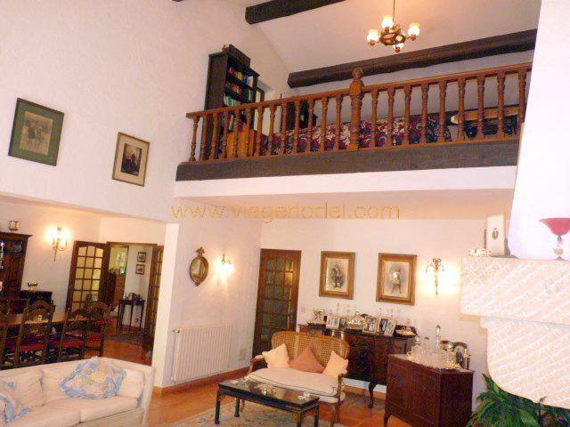 Vendita nell' vitalizio di vita casa Besse-sur-issole 430000€ - Fotografia 7