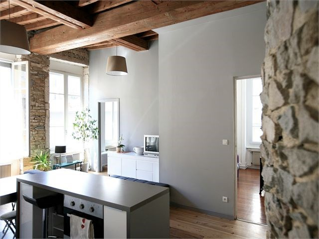 Affitto appartamento Lyon 4ème 1000€ CC - Fotografia 2