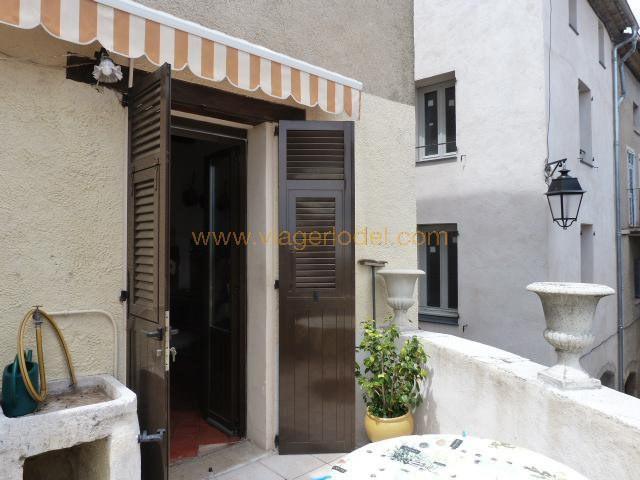 Life annuity house / villa Saint-jeannet 130000€ - Picture 2