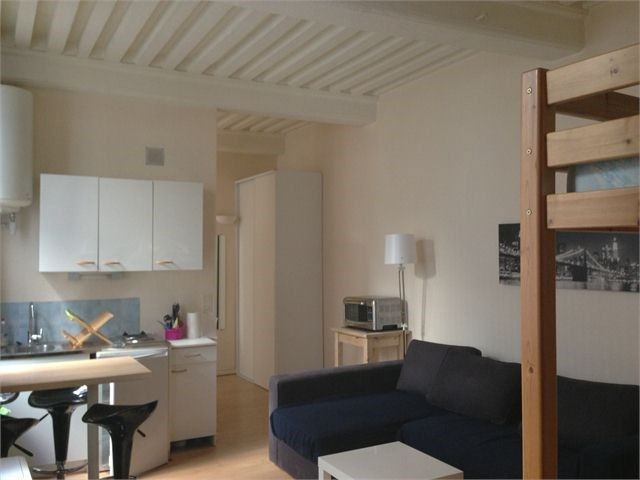 Rental apartment Lyon 4ème 535€ CC - Picture 2