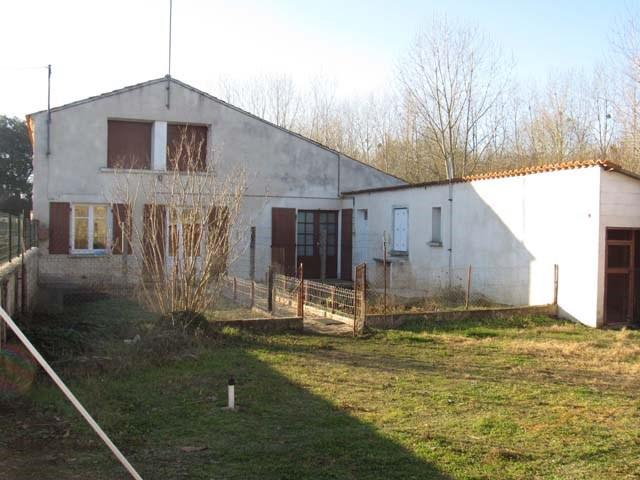 Vente maison / villa Villiers-sur-chizé 64500€ - Photo 1