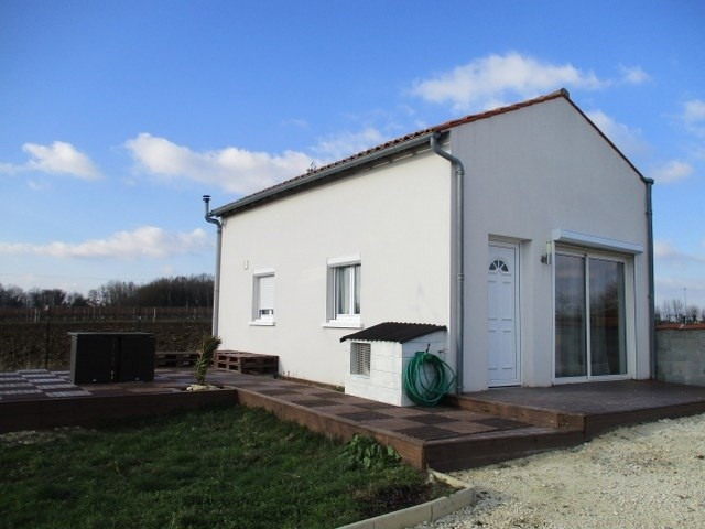 Rental house / villa Mazeray 445€ CC - Picture 1