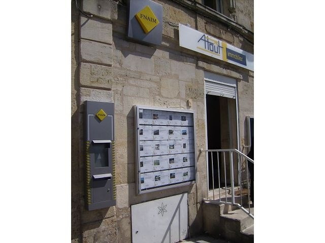 Rental office Portets 500€ +CH - Picture 1
